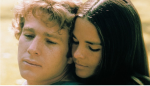 """Love Story"" (1970): If you were around when Ryan O'Neal and Ali MacGraw starred in ""Love Story,"" then you have an idea of what's going on in theater showings of ""The Fault in Our Stars."" The stories aren't too dissimilar: Young love blossoms against all odds and then… boom! Tragedy hits."