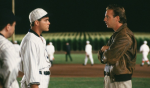 """Field of Dreams"" (1989): Some can't even talk about this movie without choking up. The premise may seem hokey -- an Iowa farmer creates a baseball diamond in the middle of his cornfield and discovers it has a magical, comforting power for the suffering -- but the execution, led by Kevin Costner, right, will get you every time."