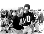 """Brian's Song"" (1971): This timeless football TV movie is also known as the easiest way to make your dad/brother/boyfriend cry. Based on the true story of Gale Sayers and Brian Piccolo, played by Billy Dee Williams and James Caan, respectively, ""Brian's Song"" deftly tells about an interracial friendship that highlighted a changing NFL."