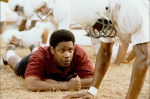 """Remember the Titans"" (2000): To be clear, Denzel Washington has a track record of making us cry with his movies, but ""Remember the Titans"" is one of the standouts. Like ""Brian's Song,"" it has an emotionally powerful plot: the drama of sport, the angst of high school, and the triumph of overpowering insidious racism."